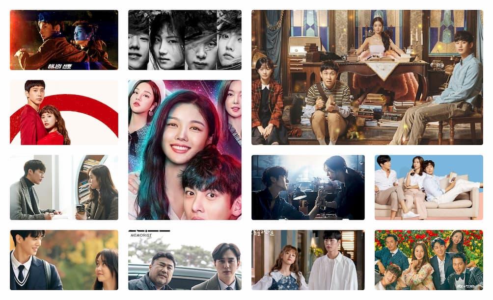 2020 Kore Dizi Önerileri Listesi