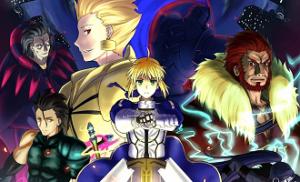 Fate/Zero 1. Bölüm